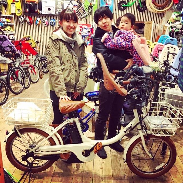 『バイシクルファミリー』bikke Yepp ビッケ GRI MOB トート EZ ハイディ ステップクルーズ 電動自転車 おしゃれ自転車_b0212032_15392898.jpg