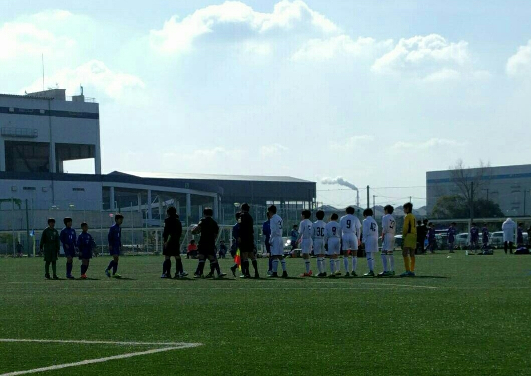 U12    ⚽第10回 卒業記念サッカー大会 MUFGカップ 中央大会_f0138335_17374737.jpg