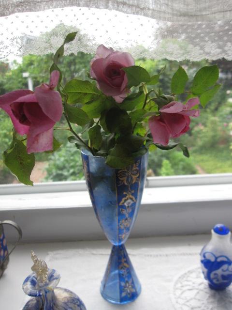 お庭が薔薇で綺麗になってきた~_a0279743_19165597.jpg