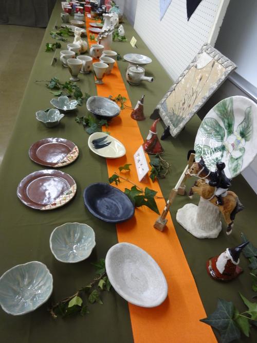 春のイベントと・・・陶器市_e0129400_2049865.jpg