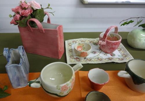 春のイベントと・・・陶器市_e0129400_2143027.jpg