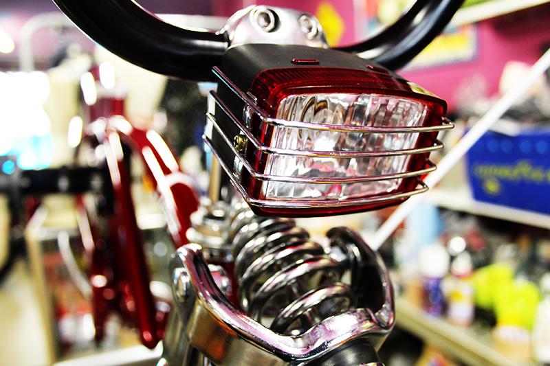 VOLT ! BICYCLE カスタム製作中_a0139912_15272685.jpg