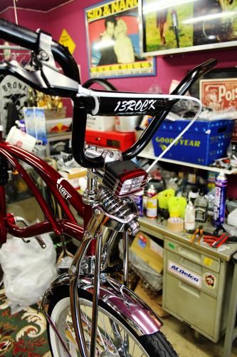 VOLT ! BICYCLE カスタム製作中_a0139912_15272935.jpg