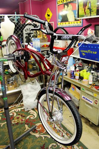 VOLT ! BICYCLE カスタム製作中_a0139912_15273506.jpg