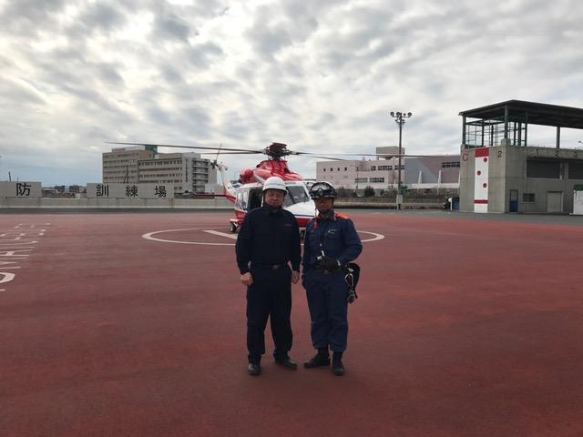 日本消防協会激励訪問_d0130714_1736451.jpg
