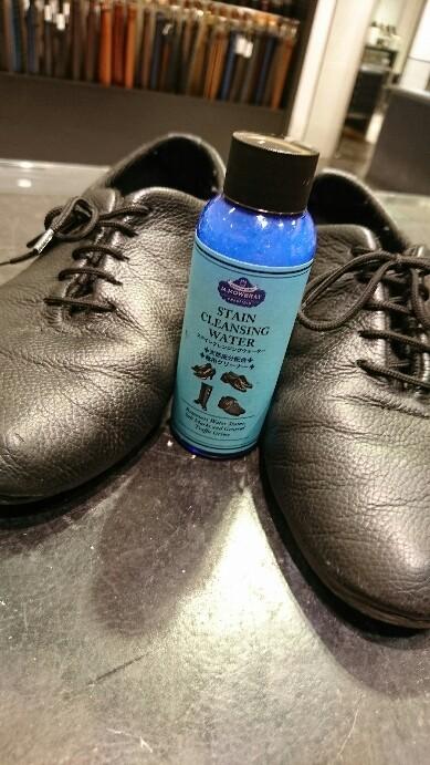 黒い靴には黒いクリームを使いたい!_b0226322_19172406.jpg