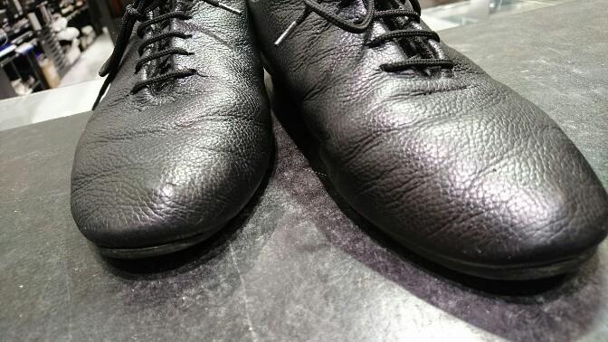 黒い靴には黒いクリームを使いたい!_b0226322_19211093.jpg