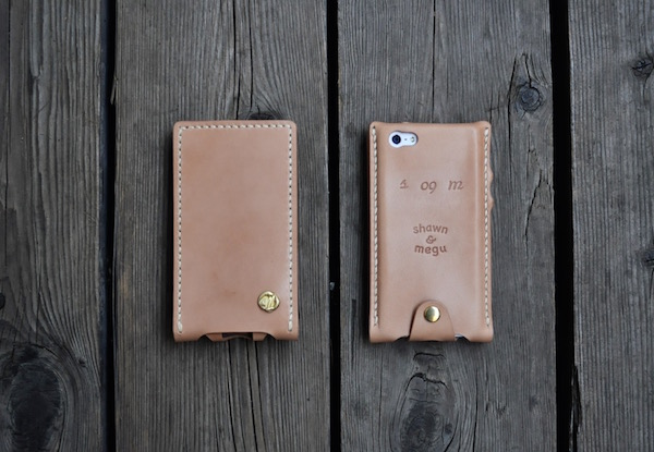 iPhone leather case custom_b0172633_21113615.jpg