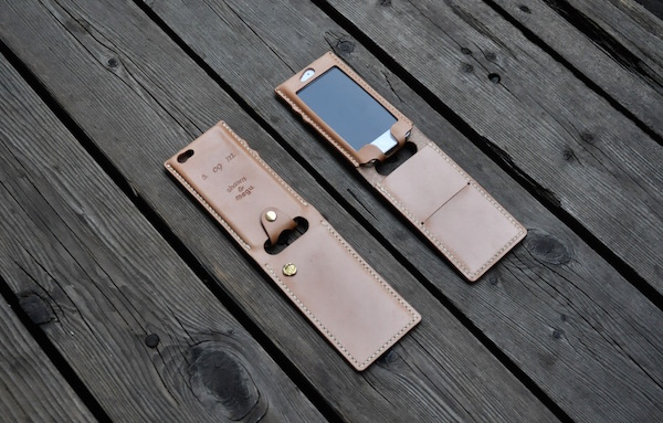 iPhone leather case custom_b0172633_21114737.jpg