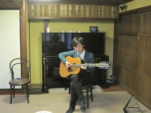 ギターの奏でる2つの世界Ⅱ_f0233340_1619229.jpg