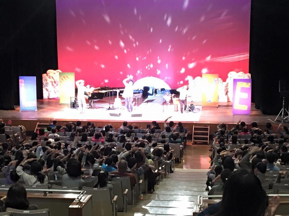 町田市民ホール!!ありがとう!_e0056646_14180675.jpg
