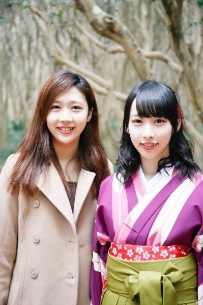 双子女子ちゃん 幼馴染ちゃん 高校のお祝い撮影_d0034447_15434527.jpg
