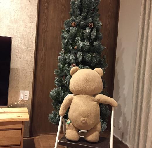 クリスマスツリー_e0074251_1744387.jpg