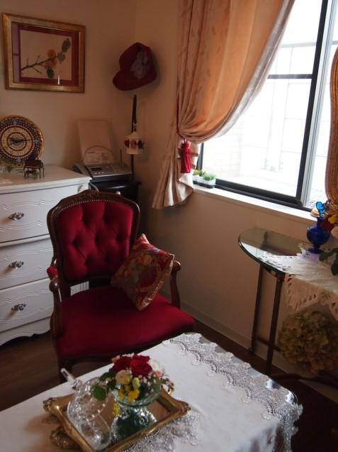 87歳のインテリア 芦屋市T邸 / ご自宅訪問_f0375763_23290416.jpg