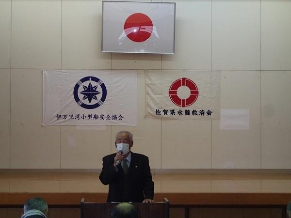 伊万里湾小型船安全協会総会_a0077071_15181317.jpg