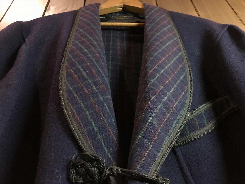 神戸店3/1(水)ヴィンテージ&スーペリア入荷!#3 10\'s Smoking JKT! 20\'s Beacon Robe!!!_c0078587_15164477.jpg