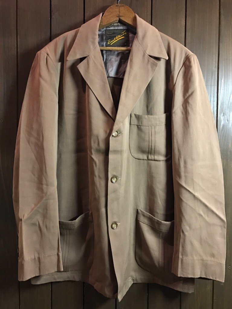 神戸店3/1(水)ヴィンテージ&スーペリア入荷!#3 10\'s Smoking JKT! 20\'s Beacon Robe!!!_c0078587_1525128.jpg