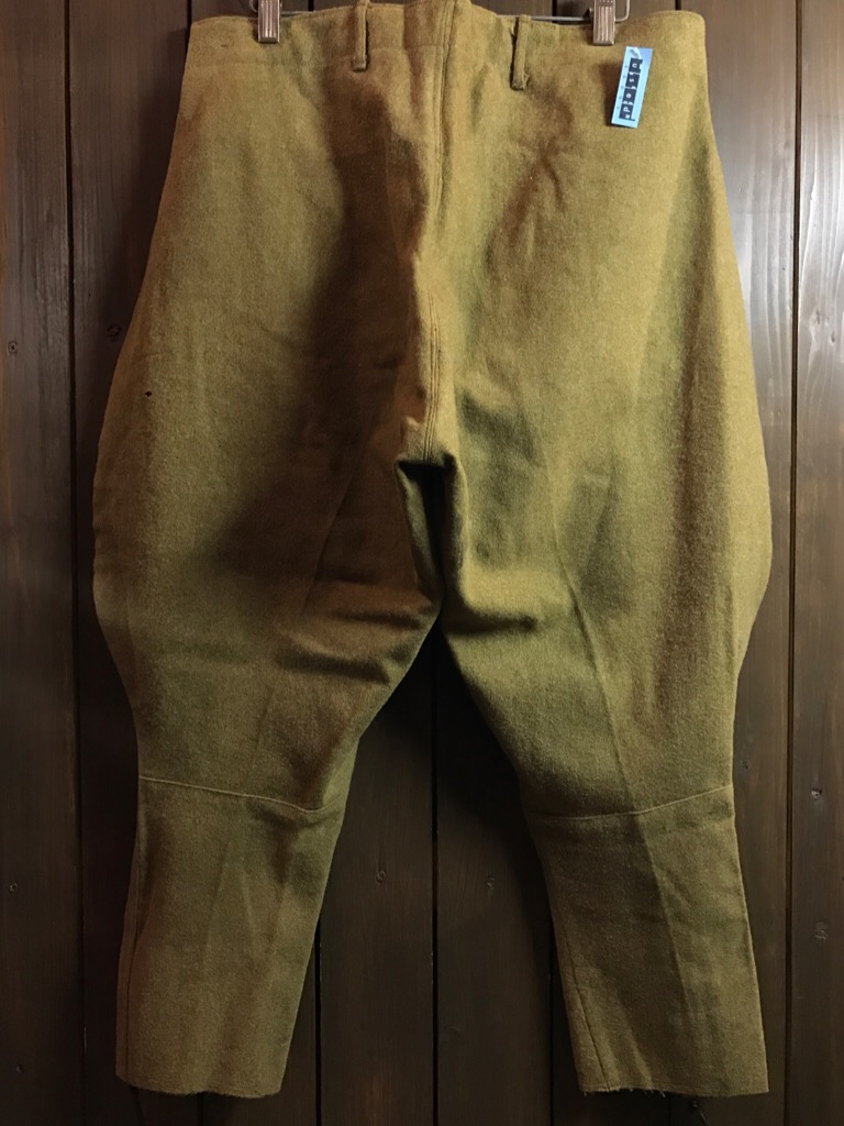 神戸店3/1(水)ヴィンテージ&スーペリア入荷!#4 US.Army 前編! 10\'s US.Army HorseRiding Pants!ARC Vest!!!_c0078587_16125858.jpg