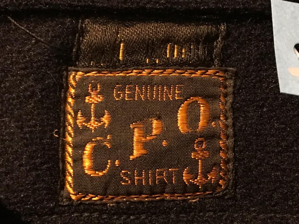 神戸店3/1(水)ヴィンテージ&スーペリア入荷!#6 20\'s C.P.O.Shirt!US.Navy Item!!!_c0078587_17281771.jpg