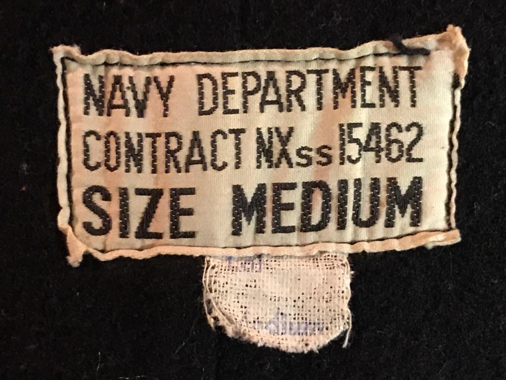 神戸店3/1(水)ヴィンテージ&スーペリア入荷!#6 20\'s C.P.O.Shirt!US.Navy Item!!!_c0078587_17321145.jpg
