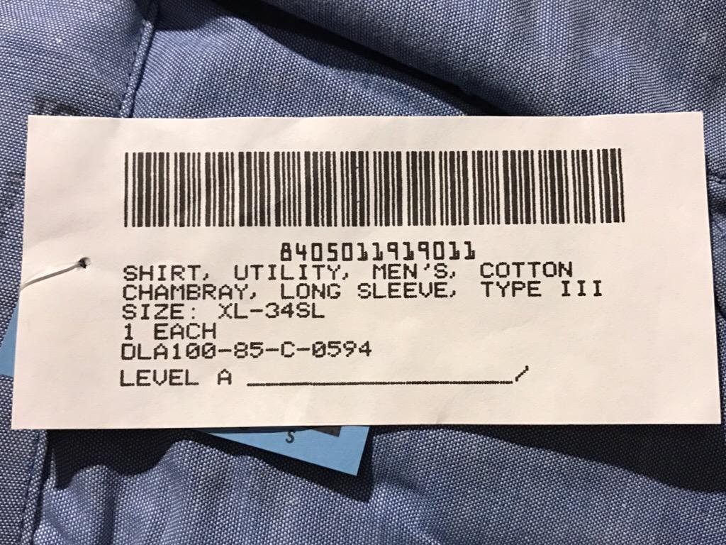 神戸店3/1(水)ヴィンテージ&スーペリア入荷!#6 20\'s C.P.O.Shirt!US.Navy Item!!!_c0078587_17413435.jpg