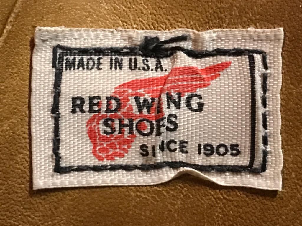 神戸店3/1(水)ヴィンテージ&スーペリア入荷!#2  RedWing Boots! Mix Item!!!_c0078587_18393915.jpg