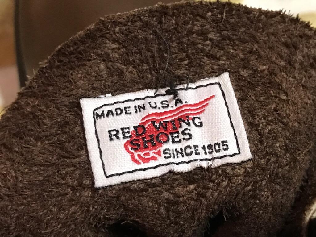 神戸店3/1(水)ヴィンテージ&スーペリア入荷!#2  RedWing Boots! Mix Item!!!_c0078587_18415397.jpg