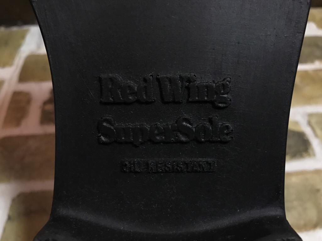 神戸店3/1(水)ヴィンテージ&スーペリア入荷!#2  RedWing Boots! Mix Item!!!_c0078587_1841745.jpg