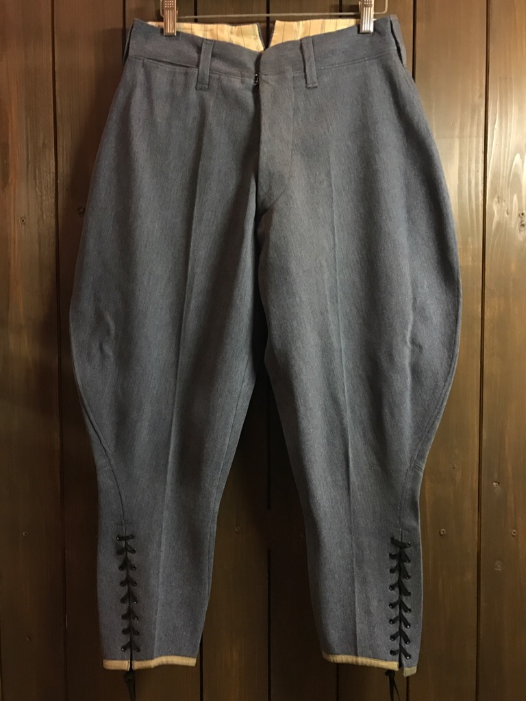神戸店3/1(水)ヴィンテージ&スーペリア入荷!#4 US.Army 前編! 10\'s US.Army HorseRiding Pants!ARC Vest!!!_c0078587_21482367.jpg