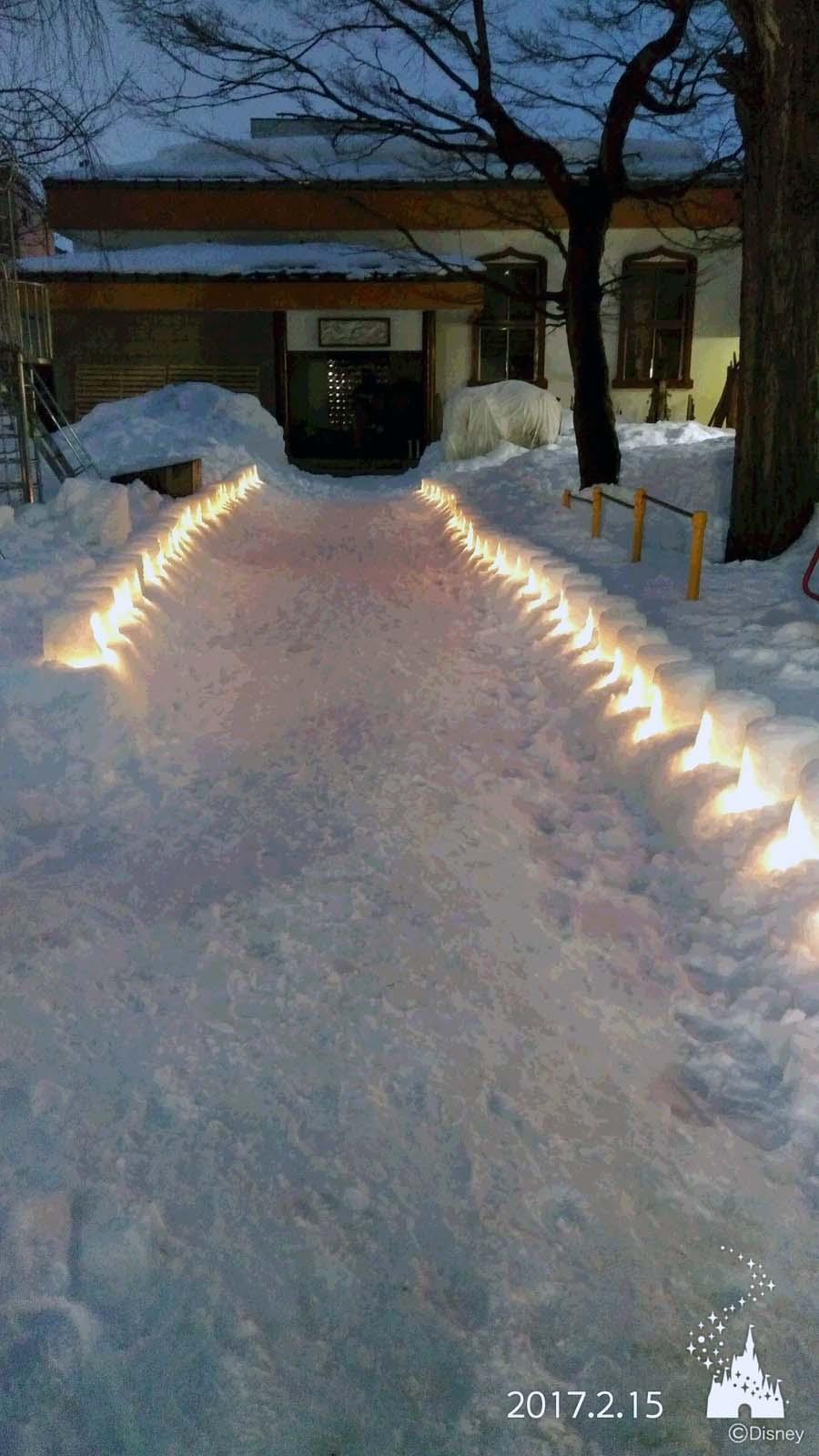 横手の雪まつり かまくら_d0353789_13574737.jpg