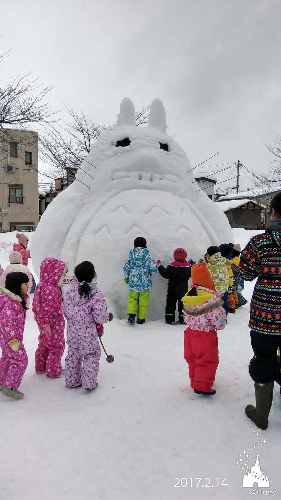 横手の雪まつり かまくら_d0353789_13575976.jpg
