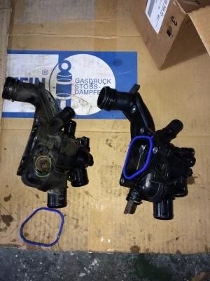 BMWミニ オイル漏れ、水漏れ修理_c0267693_20191469.jpg
