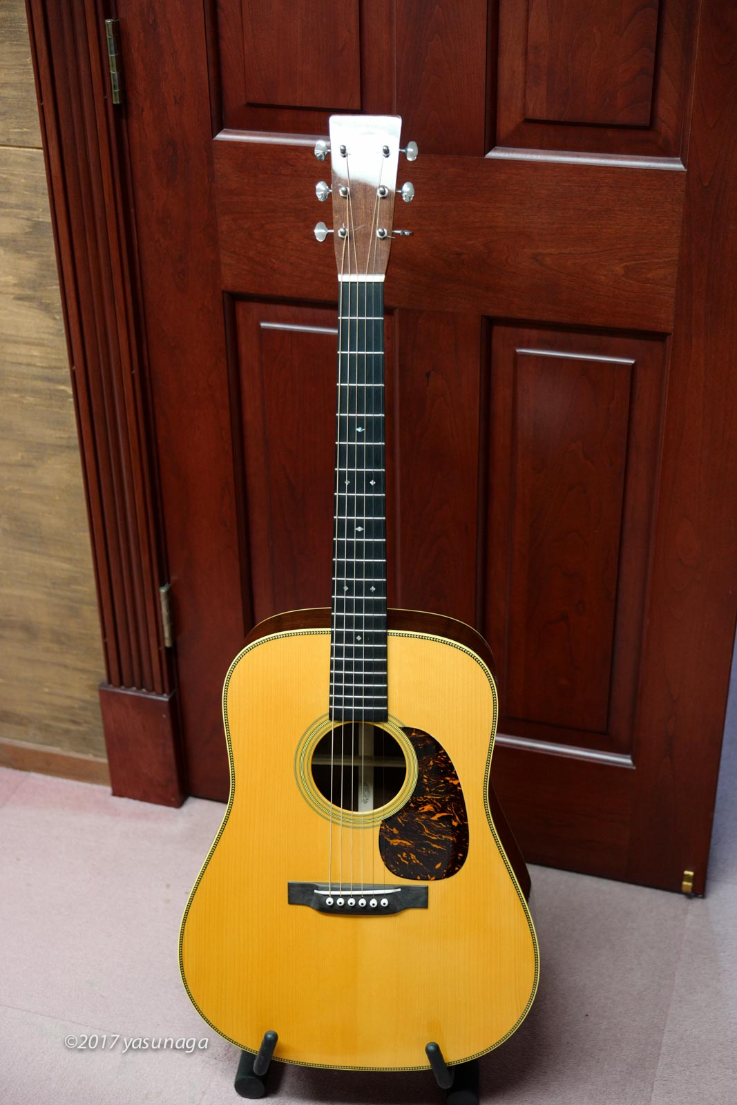 Martin D-28 Authentic 1937&41 #5〜#8 _d0192712_18361089.jpg