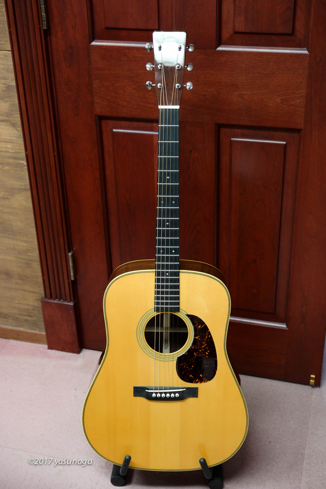 Martin D-28 Authentic 1937&41 #5〜#8 _d0192712_18364312.jpg