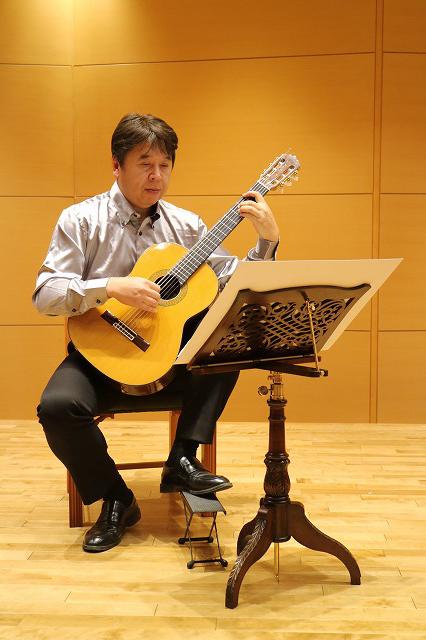 「ギターデュオ・コンサート」_e0064847_17333301.jpg