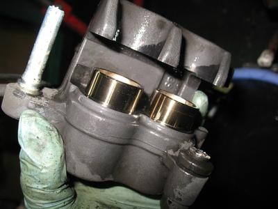 NC750S DCT車検整備_e0114857_10411549.jpg