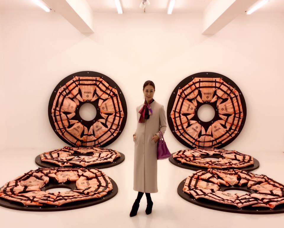 「ソーシャリー・エンゲイジド・アート(SEA)」展」に参りました♪_a0138976_19471114.jpg