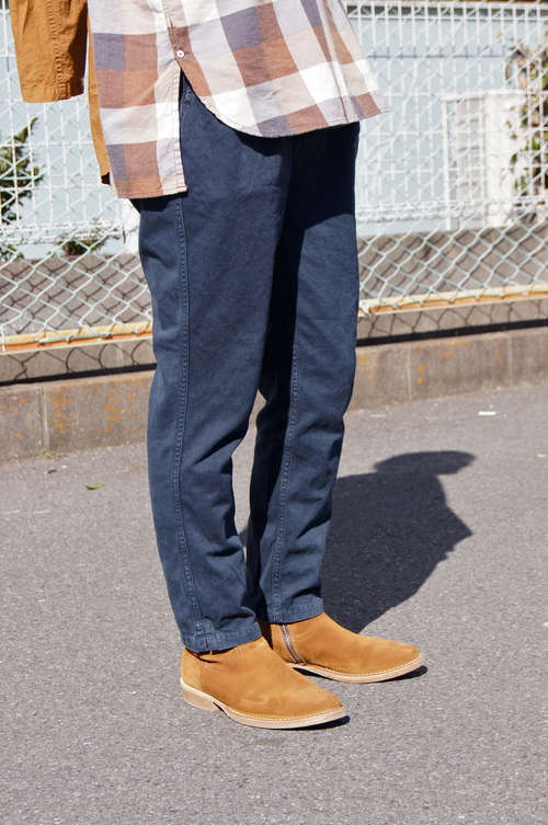 UNDERPASS - 17S/S Recommend Pant selections._c0079892_18463548.jpg