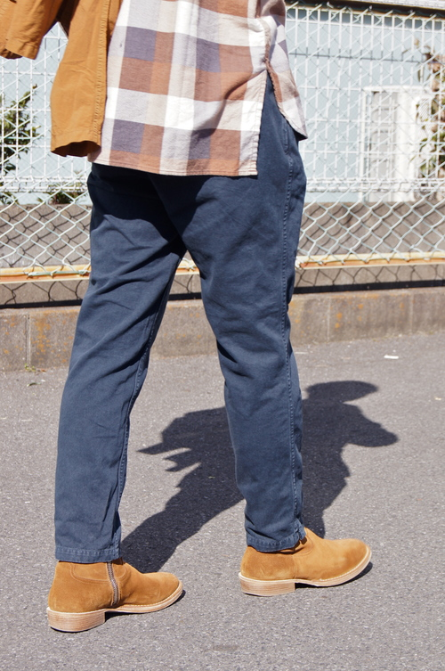 UNDERPASS - 17S/S Recommend Pant selections._c0079892_18464730.jpg
