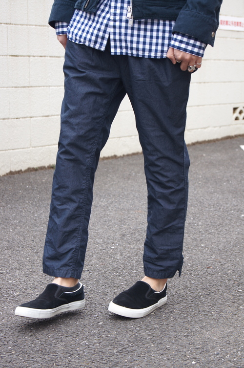UNDERPASS - 17S/S Recommend Pant selections._c0079892_184750100.jpg