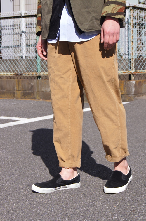 UNDERPASS - 17S/S Recommend Pant selections._c0079892_1854273.jpg