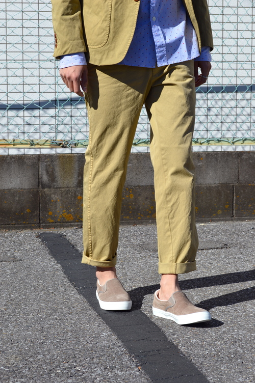 UNDERPASS - 17S/S Recommend Pant selections._c0079892_1941998.jpg