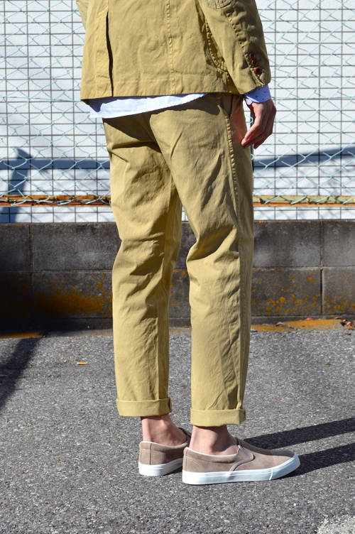 UNDERPASS - 17S/S Recommend Pant selections._c0079892_1943098.jpg