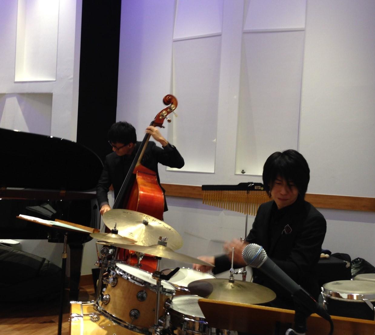 吉祥寺ピアノスタジオノアでの新春コンサート_f0196496_13432644.jpg