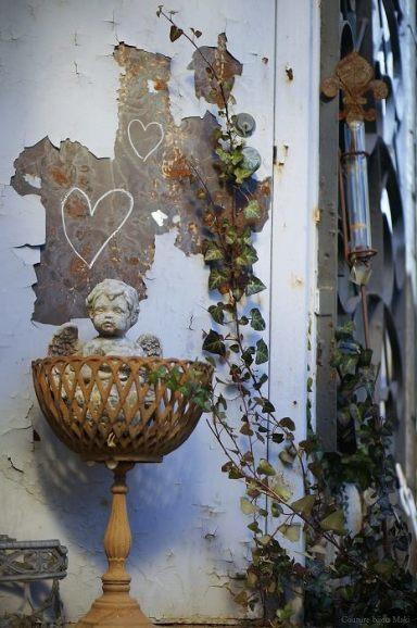 わたしの庭  * ひみつの花園_c0203401_14282810.jpg