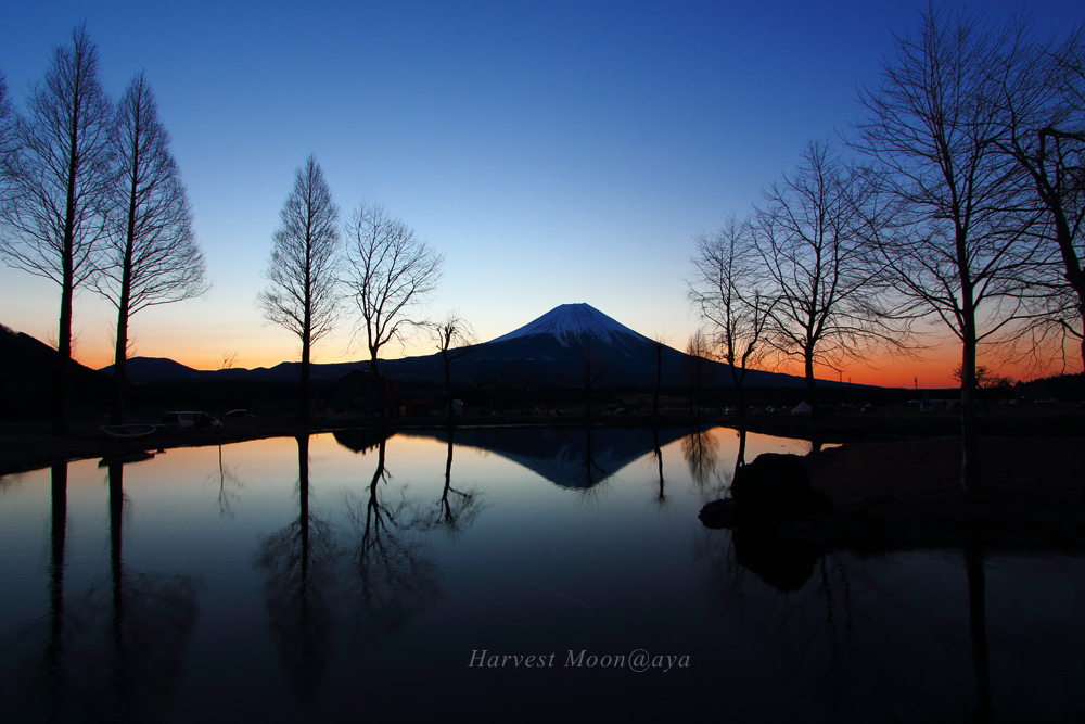 富士の夜明け_b0208495_00181244.jpg