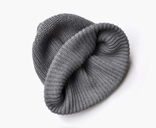 Wholegarment Cotton Knit Cap _d0193211_17294059.jpg