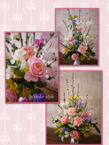 桃の花_a0135999_07383409.jpg