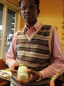 練馬のケララバワンで赤米バナナミールス手食の会やるぞ!宣言エントリー_c0030645_2171142.jpg