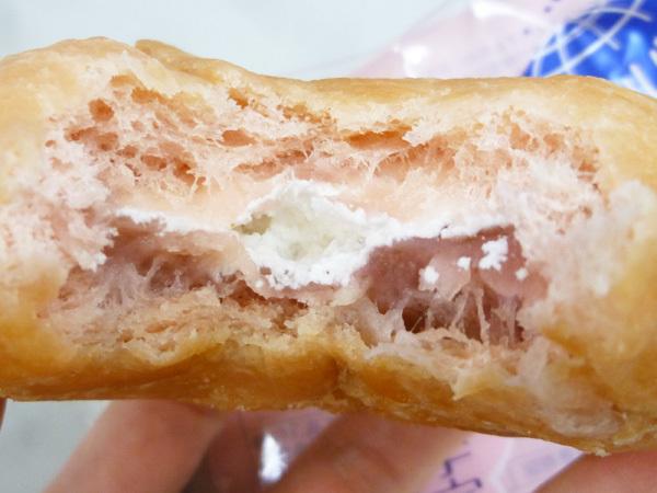 【菓子パン】DONUTS STATION 桜あん&ホイップドーナツ@ヤマザキ_c0152767_22291939.jpg